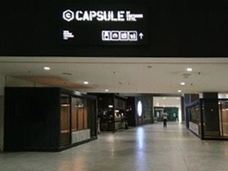 Capsule by Container 酒店