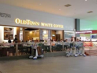 旧街场白咖啡