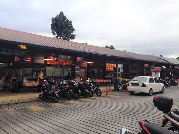 大使路巴士站