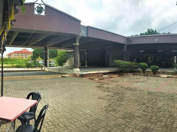 瓜拉玻璃市巴士总站