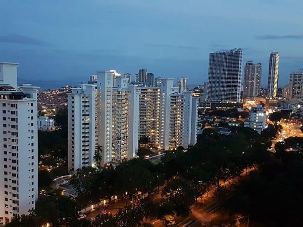 槟城丹绒道光 - 从吉隆坡通往双溪里蒙的巴士服务