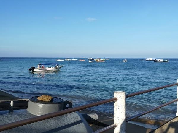 芭雅海滩的海景