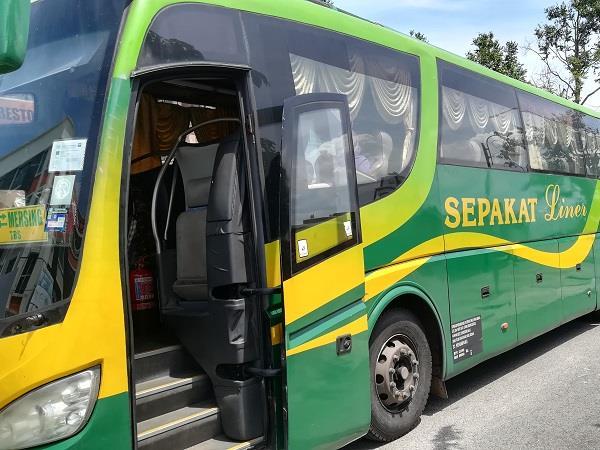 Sepakat Liner 巴士