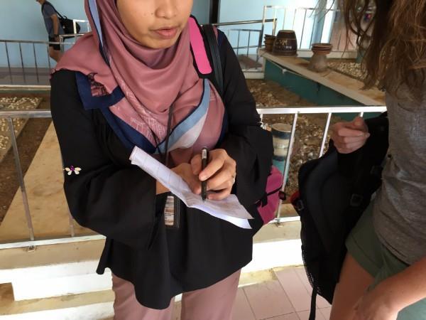登记登记前往新加坡的巴士