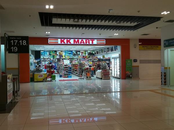 KK 便利商店