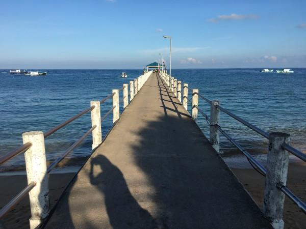 甘榜巴野码头