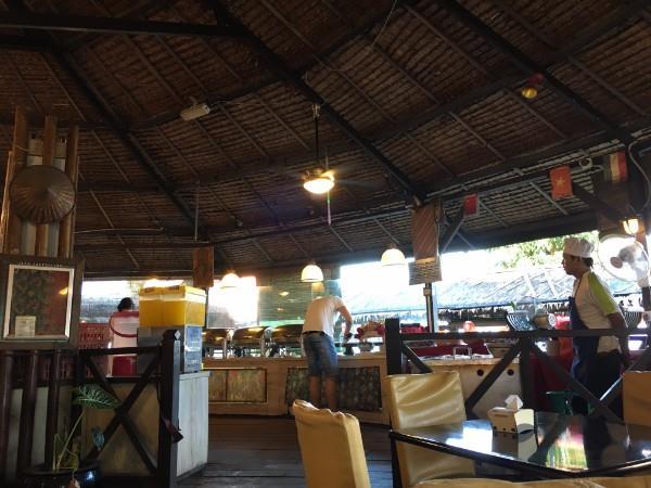 Paya Beach Resort 自助早餐