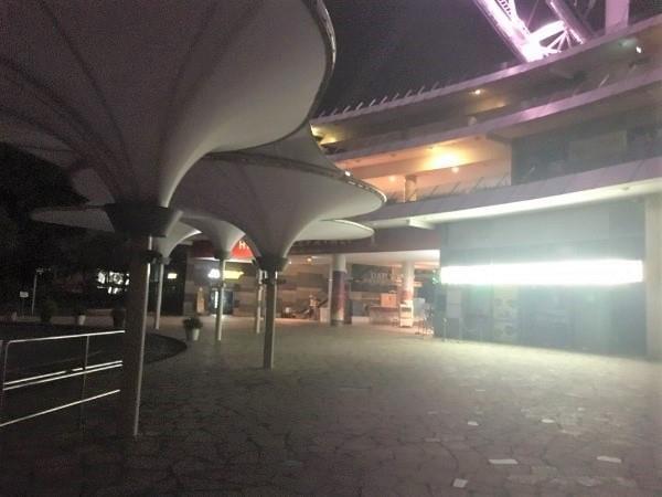 新加坡摩天观景轮的接送地点