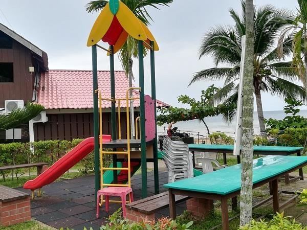 芭雅海滩度假村的游乐园