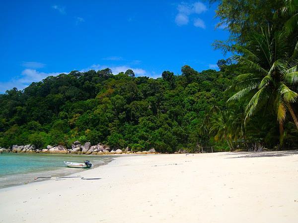 从停泊岛到往吉隆坡